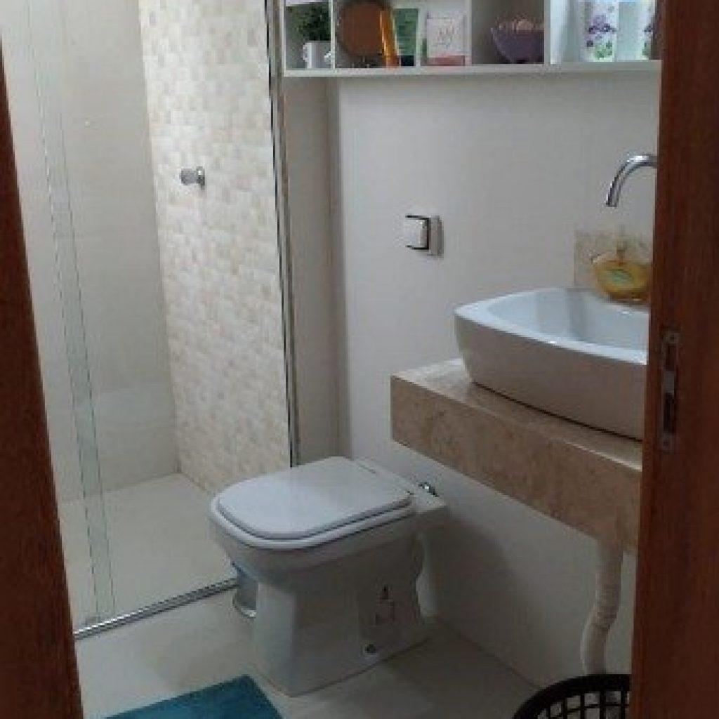 Apartamento amplo, 3 dormitórios, suíte, escritório, 3 banheiros e vaga de garagem na Carvoeira