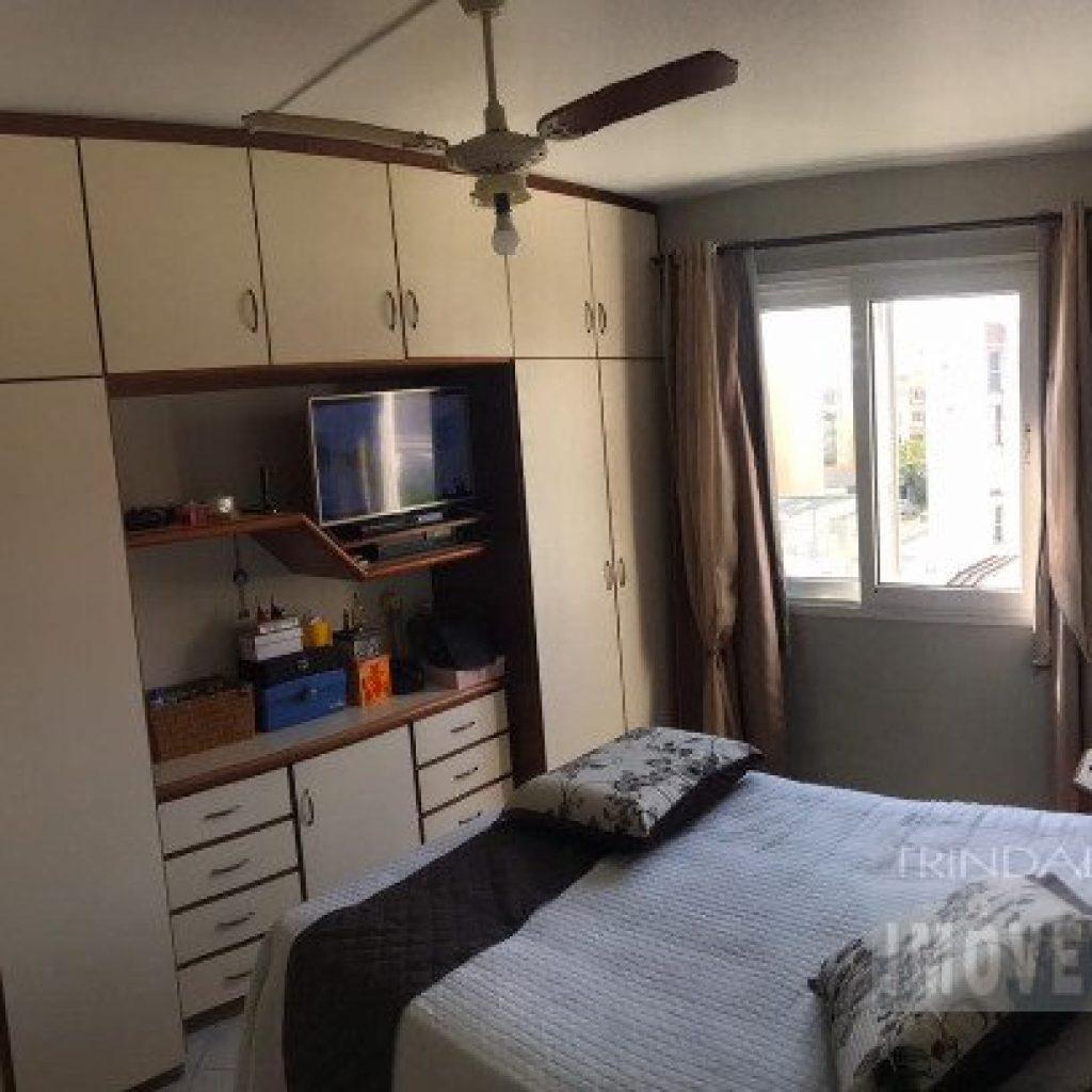 """Apto com 03 dormitórios no """"centrinho"""" da Trindade"""
