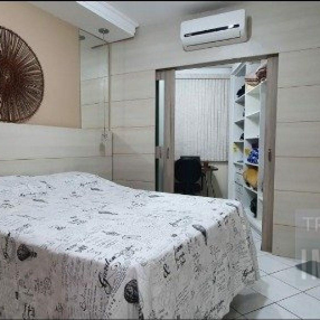 Lindo apartamento de 1 dormitório a 5 minutos da UFSC