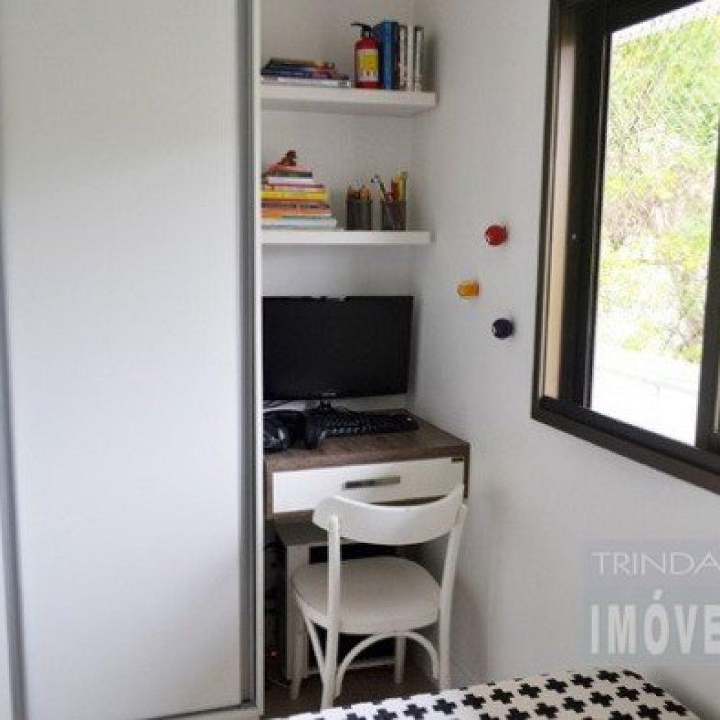 Cobertura linda no Pantanal 2 dormitórios junto UFSC